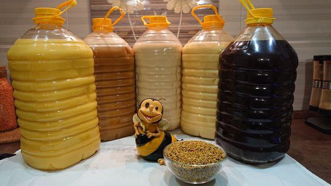 Мёд от пчеловода