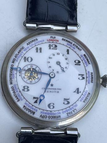 Zenith GMT Chronometre Pilot