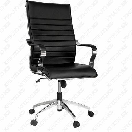 Кресла офисные для руководителя кожа, кожзам. Рассрочка или кредит.