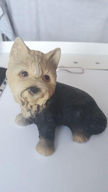 Bibelou portelan Caine Yorkshire Terrier
