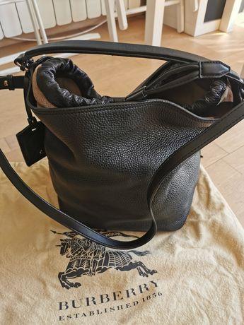 Burberry Ashby leather Hobo bag