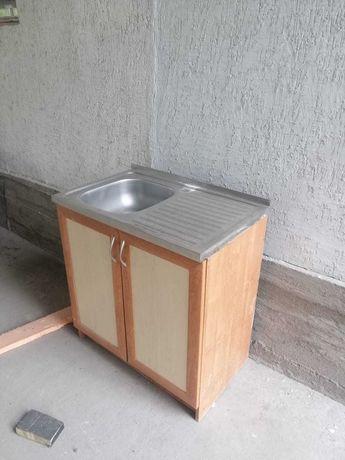 Мойка для кухни с тумбой