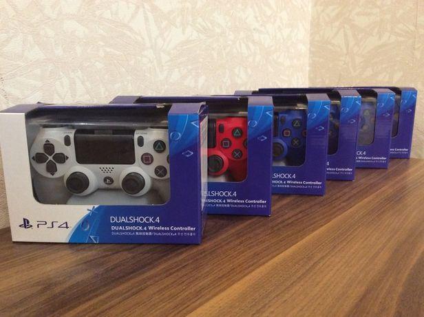 Джойстики ps4 PlayStation 4 DualShock 4 + Зарядный шнур Бесплатно!