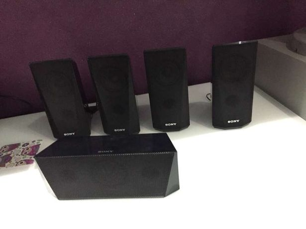Boxe sateliti si central 4.1 Sony