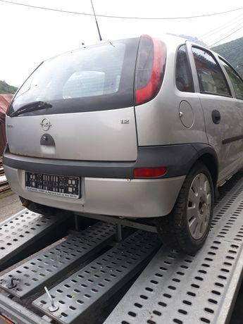 Bara capota haion usi motor cutie Opel Corsa C 1.2 benzina piese