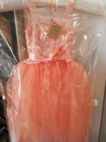 детска туту рокля