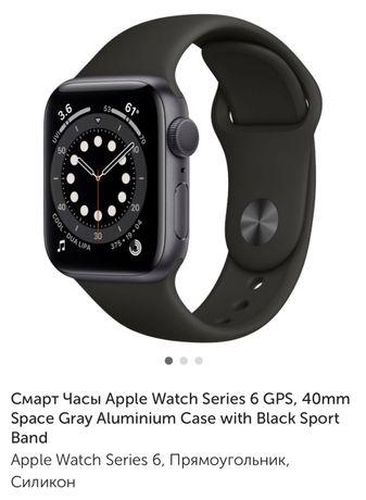 Apple watch 6 серия, новый, в коробке