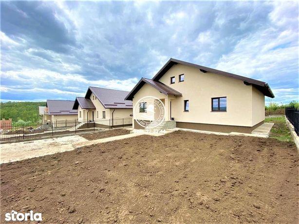 Vila 4 camere, placa de beton, 480mp, de vanzare in zona Valea Adanca