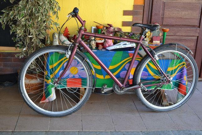 Bicicleta germania aluminiu
