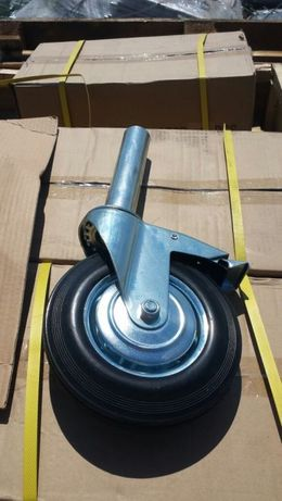 Roti schela metalica cu frana schela mobila roti rotative model italia
