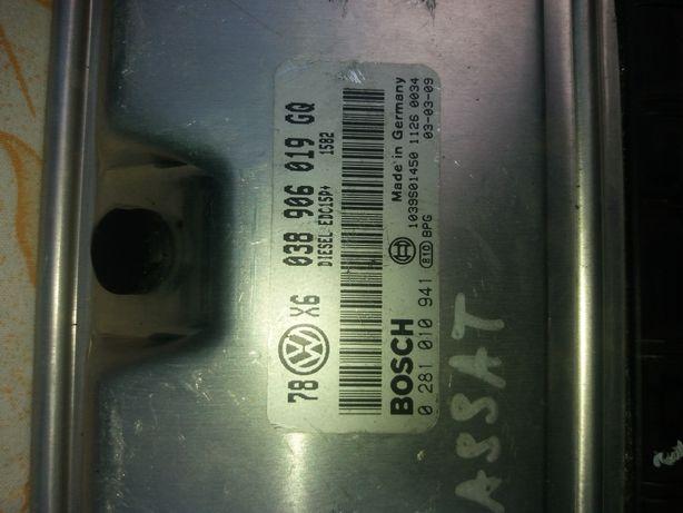 Vînd calculator motor passat b5 19 tdi 131cp. Cod motor .AVF.