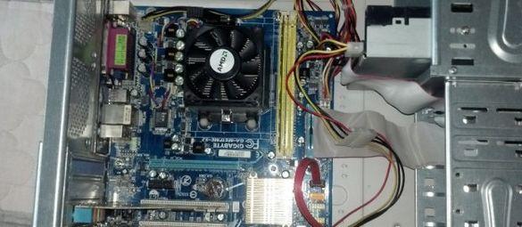Компютър настолен - GigaByte GA-M61PME-S2
