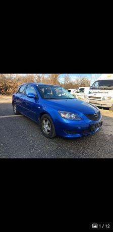 Dezmembrez Mazda 3 1.6 Diesel , Benzina