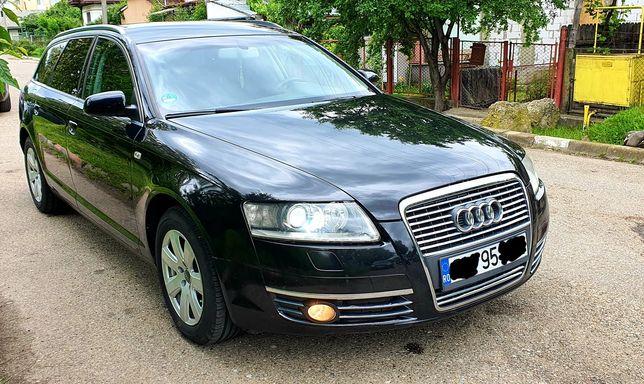 Audi A6 -2008- 2.7tdi- V6-180CP- E4- Schimb/ Variante auto +/- dif