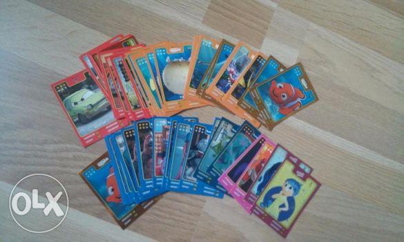 Карти Disney Pixar