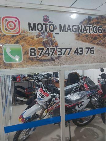 Мотоциклдар Атырауда жаңа бағамен