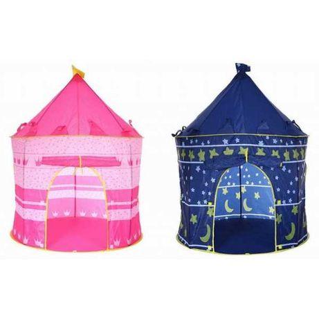 Детская игровая  палатка замок  (шатер)