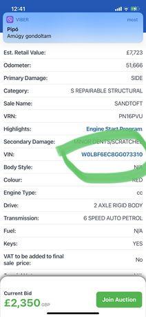 Cutie de viteza automata opel 1.4 turbo benzina chevrolet