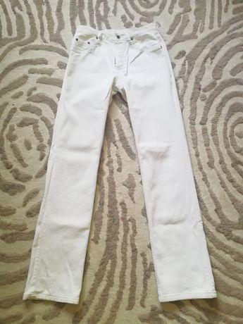 Белые брюки / джинсы