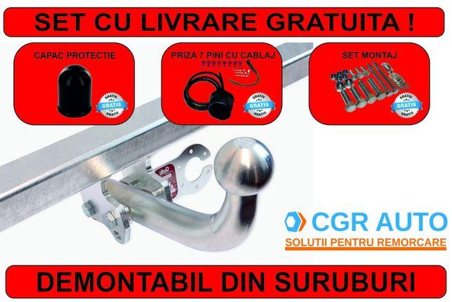 Carlig Remorcare OPEL ASTRA H combi 2004-prezent
