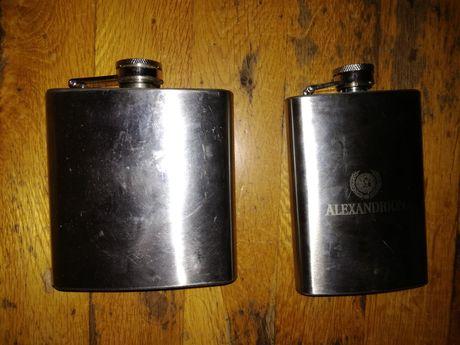 Sticlă metal whisky