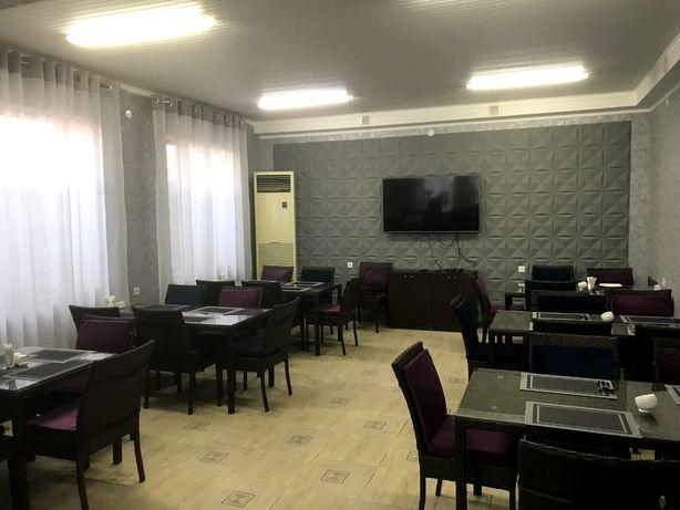 Сдам в аренду кафе при гостинице Тамаша (4мкр)
