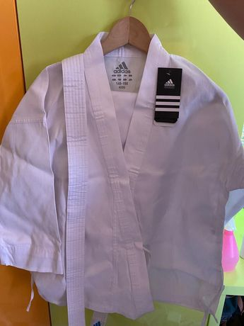 Kimono Adidas marimea 140-150 unisex copii