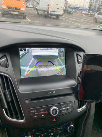Montez camera marsarier pe Ford sync 2 3 focus fiesta mondeo transit