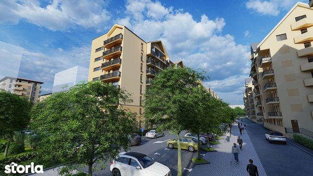 Apartament nou, exclusivist, 57 mp utili,etaj 3/7, lux