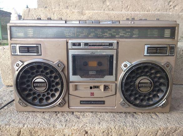 Радиокасетофон panasonic
