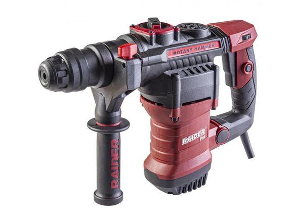 Перфоратор 1800w 35mm sds-plus 6j рег. обороти raider rdp-hd56