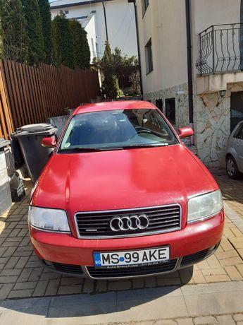 Vând Audi A6 cutie viteze manuala
