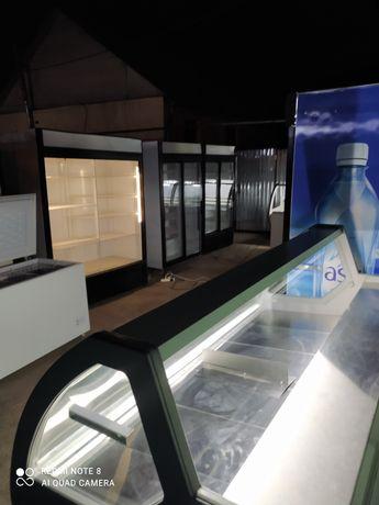 Ветриные холодильники, морозильники