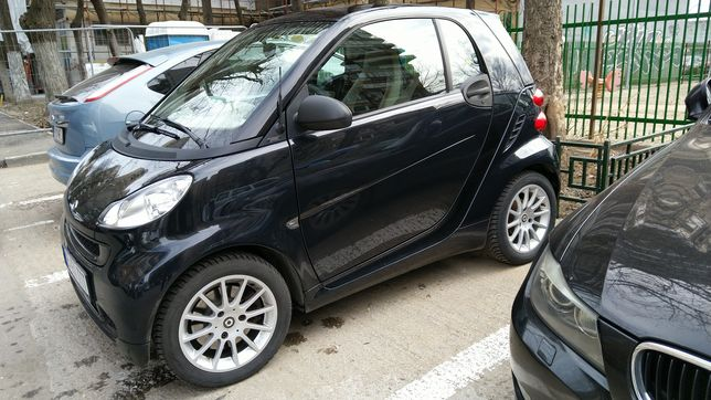 mart ForTwo 0.8 CDI