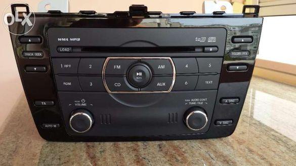 Продавам оригинална 6 CD аудио система за Mazda 6 /2008г.-2012г./