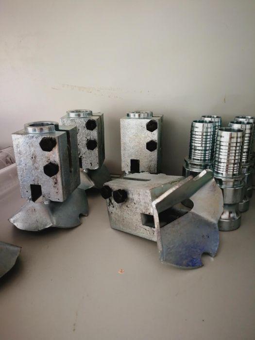 Cupla motor pt masina de tencuit Pft Sibiu - imagine 1