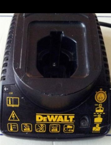dewalt de9118 charger 7.2-14.4v-внос англия