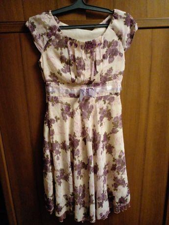 Летние женское платье