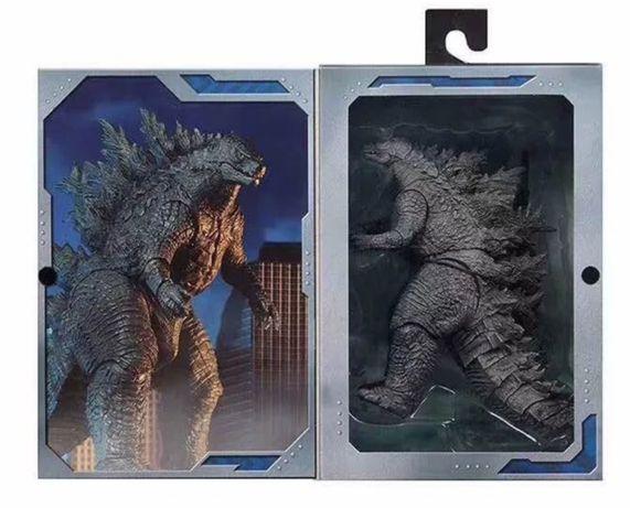 Figurina Godzilla 18 cm king of the monsters black