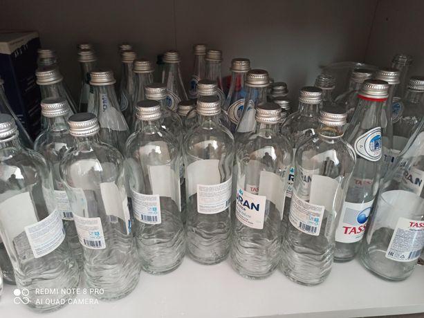 Бутылка, стекло, 0.5.