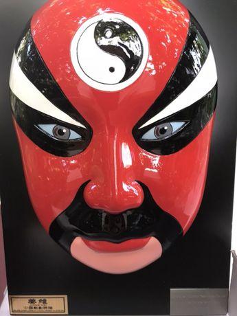 Masca chinezeasca, de opera Jiang Wei