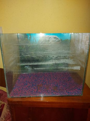 Vand 2 acvarii pentru pești