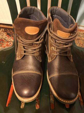 Cizme piele Am Shoes Noi