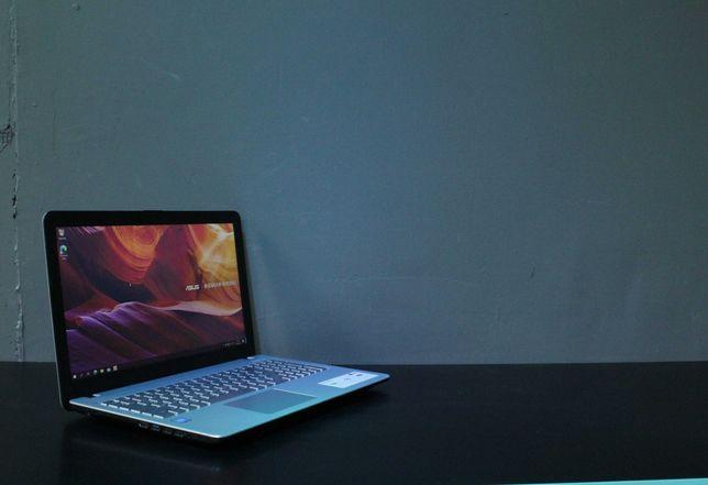 ASUS VivoBook в идеальном состоянии 2021года!+ гарантия!