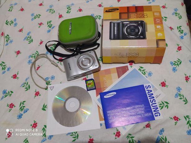 Продаю цифровой фотоаппарат Samsung ES28