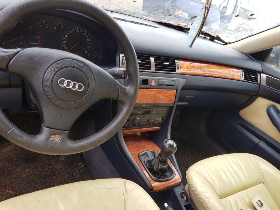Audi A6 2.5 TDI На Части !!!