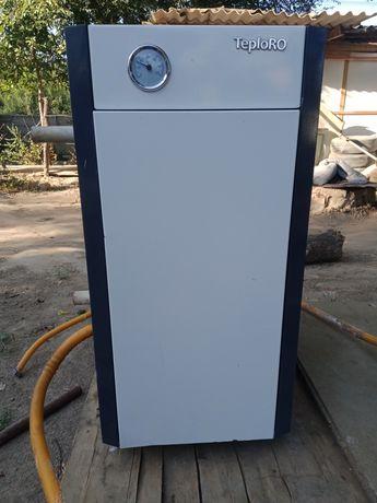 Газовый котел. Теплорос 160 кв.