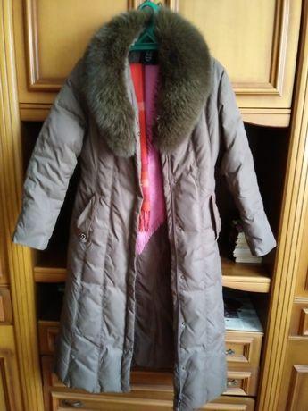 продам пуховики женские внутри пух в хорошем состоянии на теплую зиму