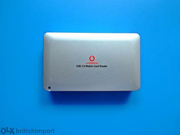 Vodafone card reader/четец за карти памет/карточетец