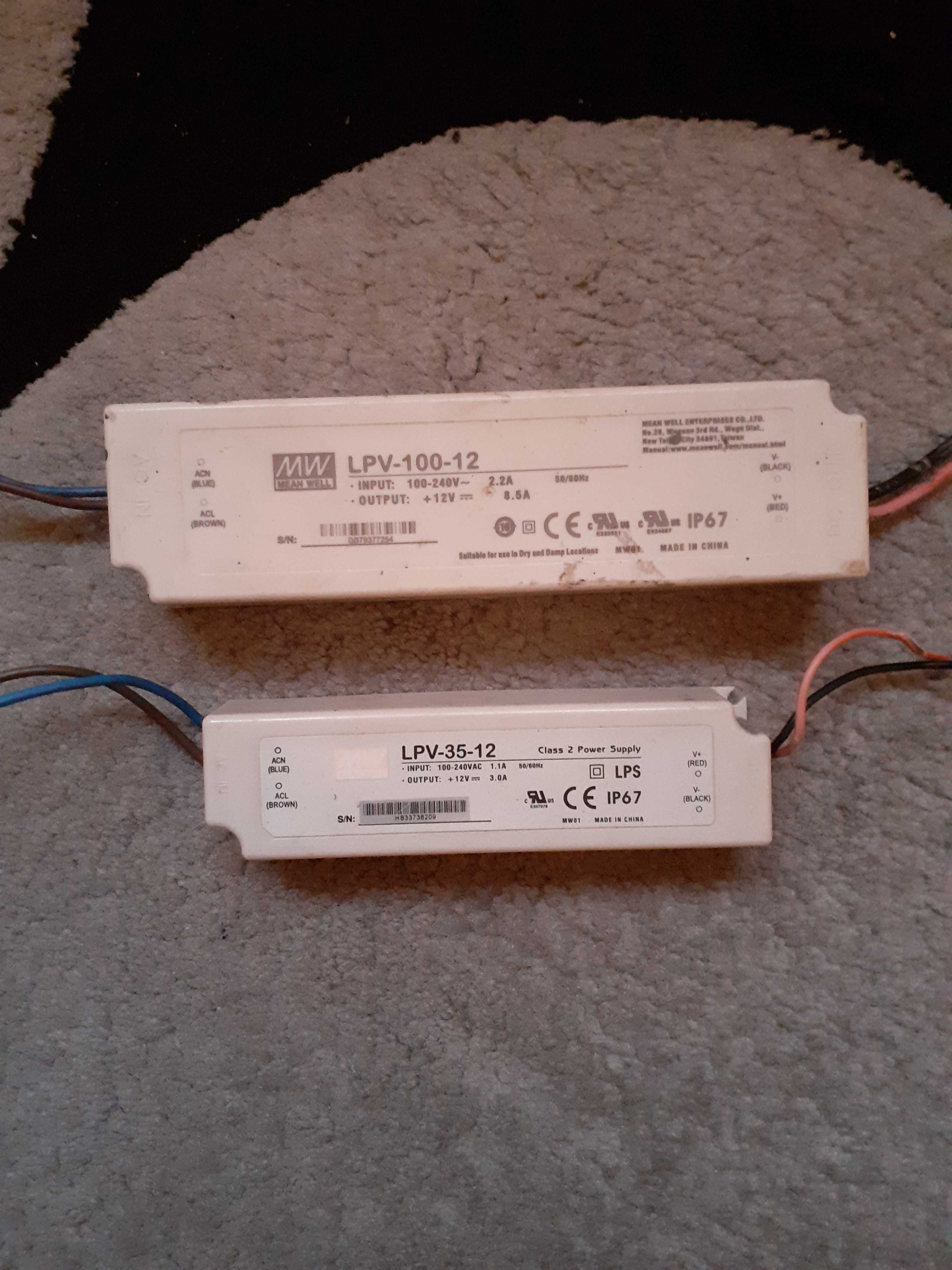 LED Трансформатори  100w